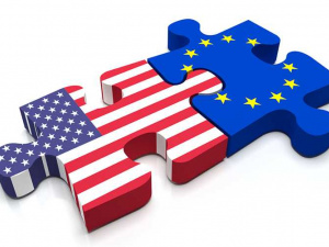 The European Union and the United States have the largest bilateral trade and investment relationship.